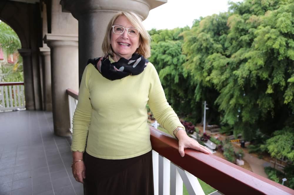 Prof Vicki Flenady