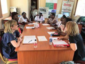 iImage: Midwives meeting in Uganda