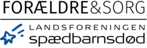 Logo of Forældre og Sorg -  Landsforeningen Spædbarnsdød